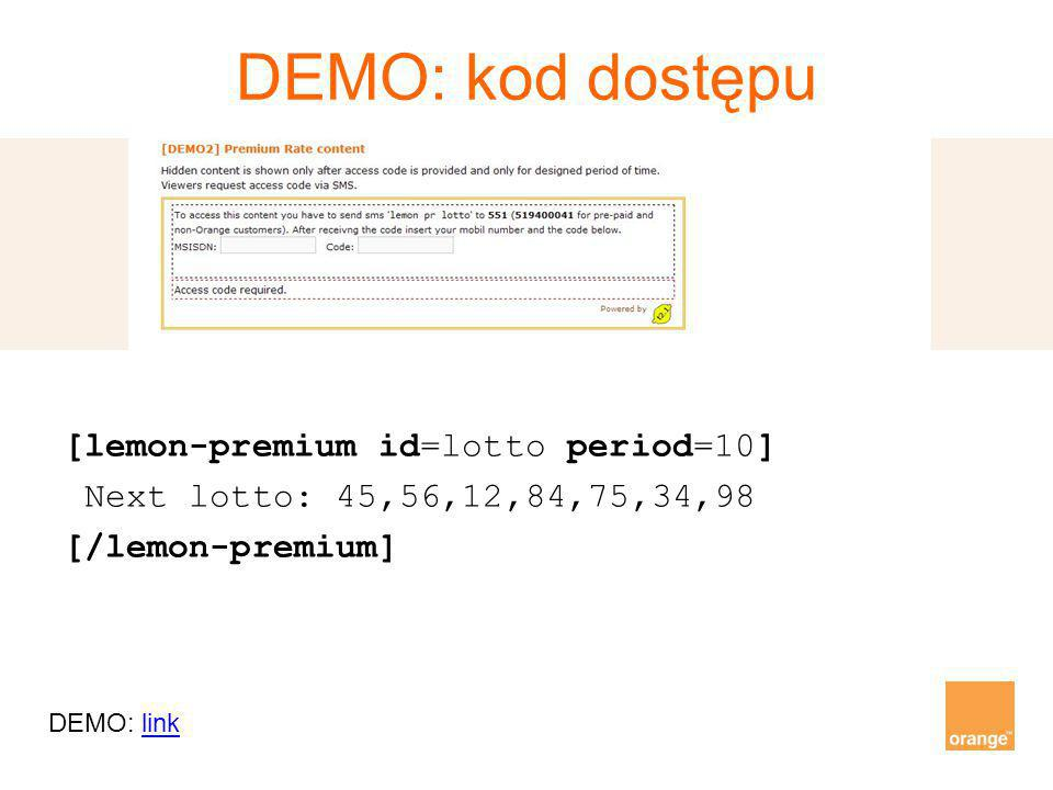 DEMO: kod dostępu [lemon-premium id=lotto period=10]